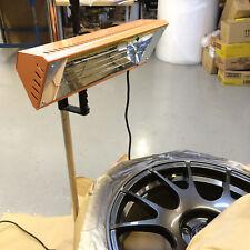 1Kw Infra Red Heater Unit Car Bodywork Smart Repair Car Paint Dryer &  H Stand