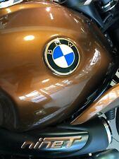 BMW Retro Klebe Logo im Style von 1916 Emblem Sticker Aufkleber  R nine T RnineT