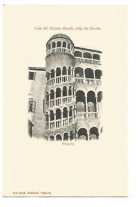 Italy Venezia Scala Del Palazzo Minelli