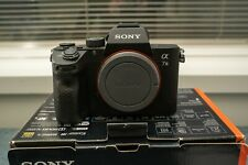 Sony a7 III 24.2 MP Mirrorless Digital Camera w/2yr Warranty Excellent Condition