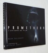 Prometheus : l'univers du film