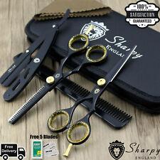 "Professional Hairdressing Scissors 5.5"" Barber Salon Hair Cutting Razor Sharpy."