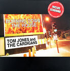 Tom Jones And The Cardigans ‎Maxi CD Burning Down The House - Limited Edition