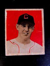 1949 Cass Michaels Bowman Baseball Card # 12 BC#127 JM