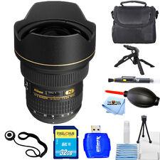 Nikon AF-S NIKKOR 14-24mm f/2.8G ED Lens!! PRO BUNDLE BRAND NEW!!