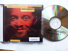CDR Promo single JORGE HUMBERTO Lindinha Musique des iles du Cap Vert