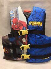 Spider-Man kids life jacket vest