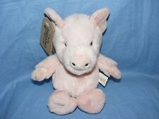 Peyton The Pig Soft Plush Toy All Creatures Farm Animals by Carte Blanche