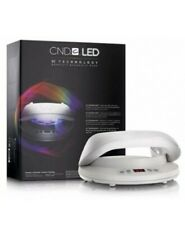 CND LED LIGHT Lamp Nail Dryer cure Shellac Gel 110V-220V