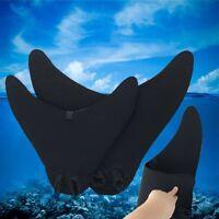 Kinder Meerjungfrau Mermaid Flossen Monoflosse Mermaid Tail Fin Flippers Ho I7Q8