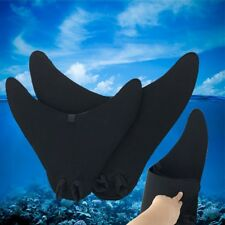 Mermaid Kids Adults Swimmable Tails Diving Monofin Mono Fin Flippers 1*