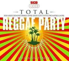 CDs de música disco reggae various