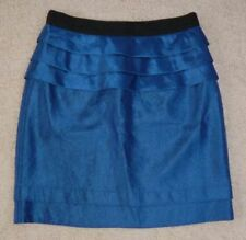 Cue Above Knee Straight, Pencil Dry-clean Only Skirts for Women