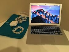 "APPLE MACBOOK AIR 13.3"" INTEL CORE i5 1.7GHZ 4GB RAM 128GB SSD OTTIMO"