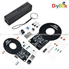 METAL DETECTOR Test elettronico sensore senza contatto Modulo FAI DA TE KIT & Scatola Batteria