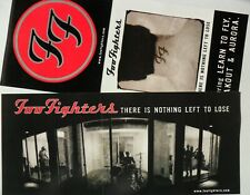 """Foo Fighters """"There Is Nothing Lose"""" 2-Sided U.S. Promo Poster / Banner-Nirvana"""
