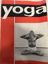 La revue YOGA Février 1967 N 42Prestige Print Bruxelles