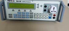 METRON QA-90 MK II ELECTRICAL SAFETY ANALYSER FLUKE MEDICAL