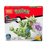 Mega Construx Pokemon Tyranitar Building Set NEW IN STOCK