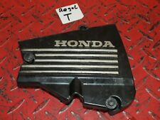 Ritzeldeckel Motor Deckel Abdeckung sprocket cover Honda CBX 550 F PC04