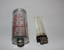ITT Anlauf u. Betriebskondensator 20 uF 230 V Anlaufkondensator  220v Volt µF
