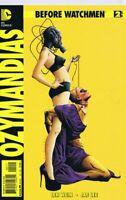 Before Watchmen Ozymandias #2 ORIGINAL Vintage 2012 DC Comics GGA