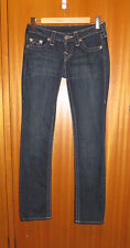 "True Religion ""Johnny"" Straight Cut Jeans - Size 24 (more like 25)"