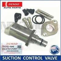 DENSO 294200-0660 FUEL PUMP SUCTION CONTROL VALVE for NAVARA D40 PAJERO 4M41 SCV