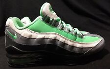 **RARE** Nike Efficient Air Max 95 Youth Antrhacite Poison Gray Green size 4.5