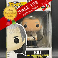 Funko Pop!Kill Bill -Bill #69 Extremely Rare Retired Vaulted MINT With Protector