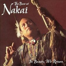 The Best of R Carlos Nakai: In Beauty We Return - CD (cmt)