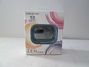 Creative Zen Stone 1 GB MP3 Player Black BRAND NEW SEALED BOX!