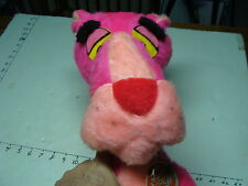 1980 stuffed Pink Panther over 2 foot tall w/ tag Mighty Star