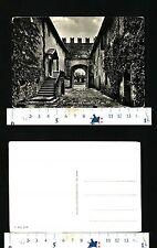RIVERGARO (PC) - IL CORTILETTO DEL CASTELLO DEL SEC. XIV - NON VIAGGIATA - 29122
