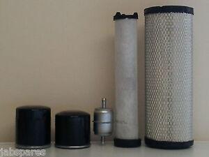 Benford/Terex HD1000 Mini Dumper w/Kubota D905 Eng. Filter Service Kit