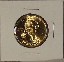 2009 D Sacagawea Native American Dollar Coin Uncirculated BU Denver