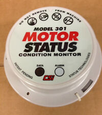 CSi Motor Status A0301SP Model 301 Electric Motor Condition Monitor