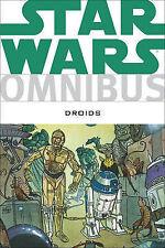 Star Wars Omnibus: Droids by Dan Thorsland 2008 Dark Horse Graphic Novel  TPB