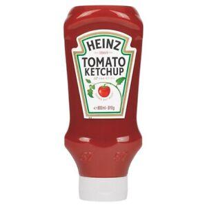 Heinz Tomato Ketchup Sauce 500g  Long Dated