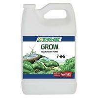 Dyna Gro Grow 7-9-5 Gallon 128 oz. Liquid Plant Food Fertilizer Hydroponic Bloom
