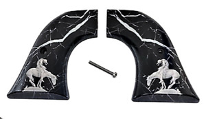 """Fits Ruger Wrangler GRIPS .22 model """"End of trail"""" ABS NEW  """