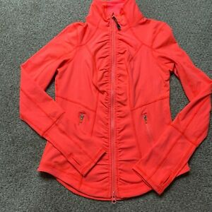 Zella Womens Jacket XS Long Sleeves Full Zip Activewear Jacket Running Casual