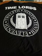 New listing NEW WITHOUT TAGS XXL MEN'S DR. WHO TIME LORDS RAMONES RIP OFF T SHIRT TARDIS