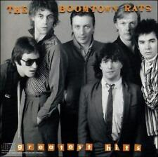 Greatest Hits by The Boomtown Rats CD Early DADC release.