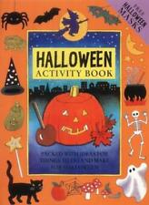 Halloween Activity Book-Clare Beaton