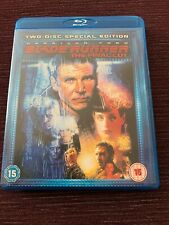 Blade Runner The Final Cut Blu Ray & DVD Two Disc Special Edition Harrison Ford