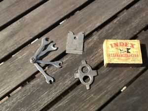 Vintage Terry multi screwdriver, mag spanner set