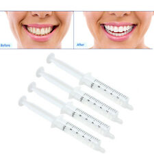 0.1% Hydrogen Peroxide Tooth Teeth Whitening Whitener Refill Kit Oral White Gels