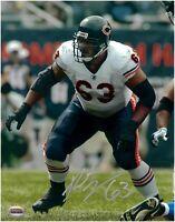 Roberto Garza Chicago Bears Autographed 8x10 Photo