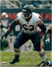 Roberto Garza Chicago Bears Autographed 8x10 Photo